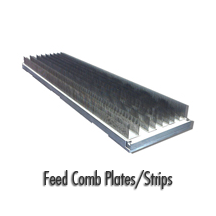 Feed Comb Plates